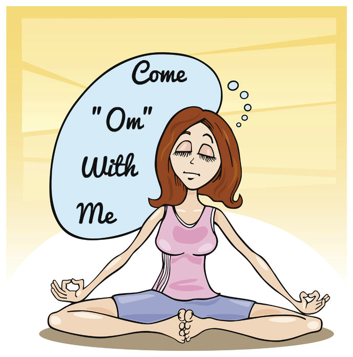 "Come ""Om"" With Me"