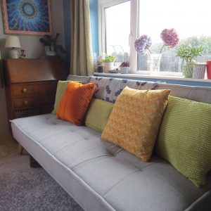 tips for making small spaces feel bigger