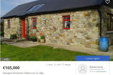 cottages for sale in sligo